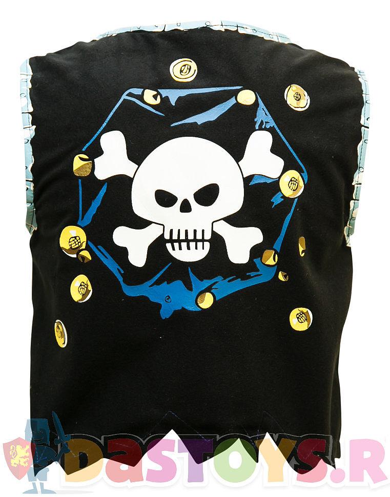 жилетка пирата