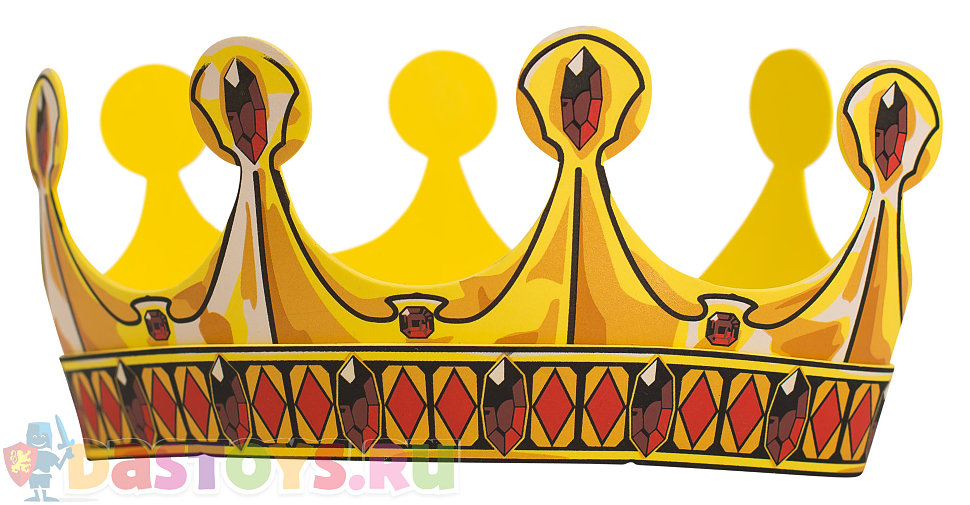 купить корону игрушечную для мальчика