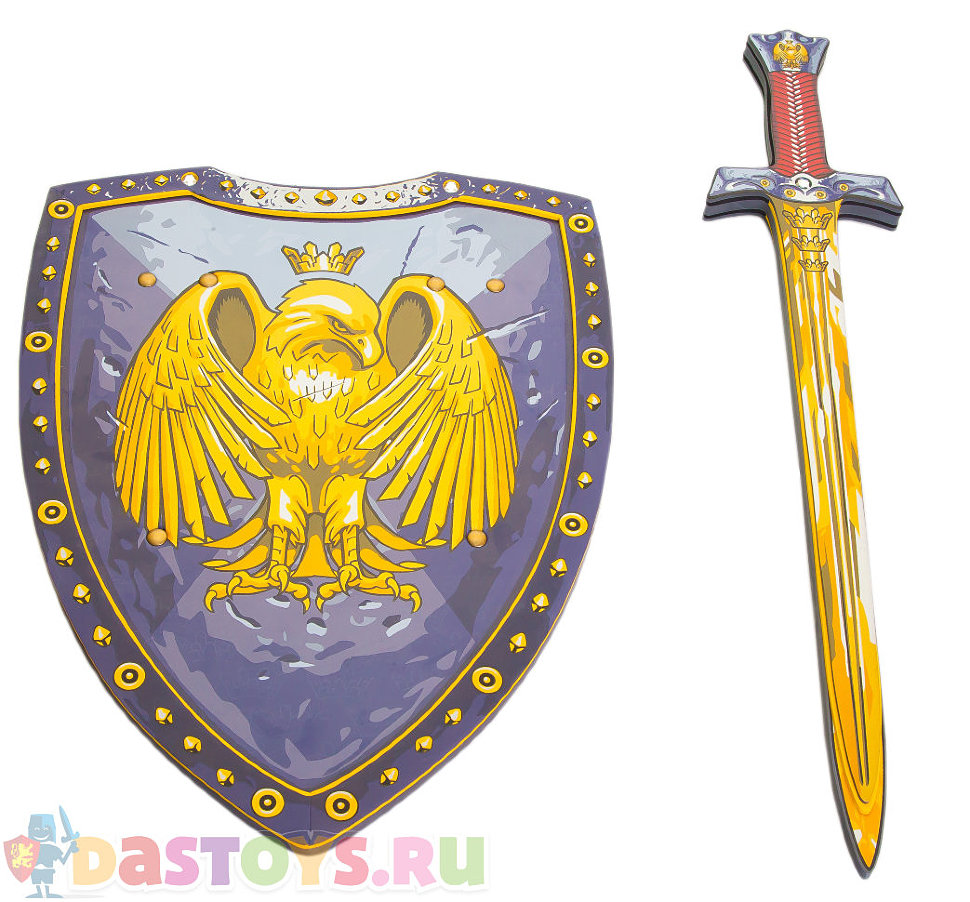 детские мечи и щиты