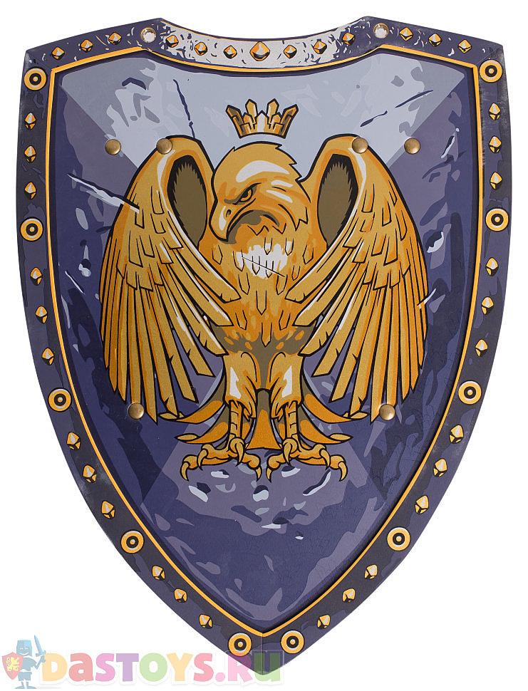 детский щит с орлом