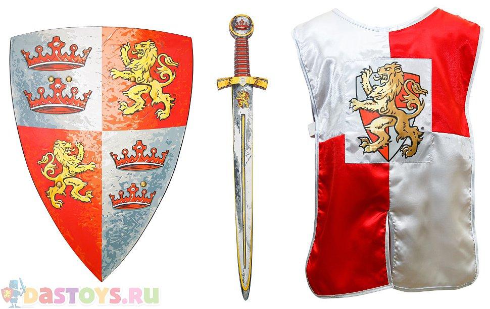 детские карнавальные костюмы рыцаря