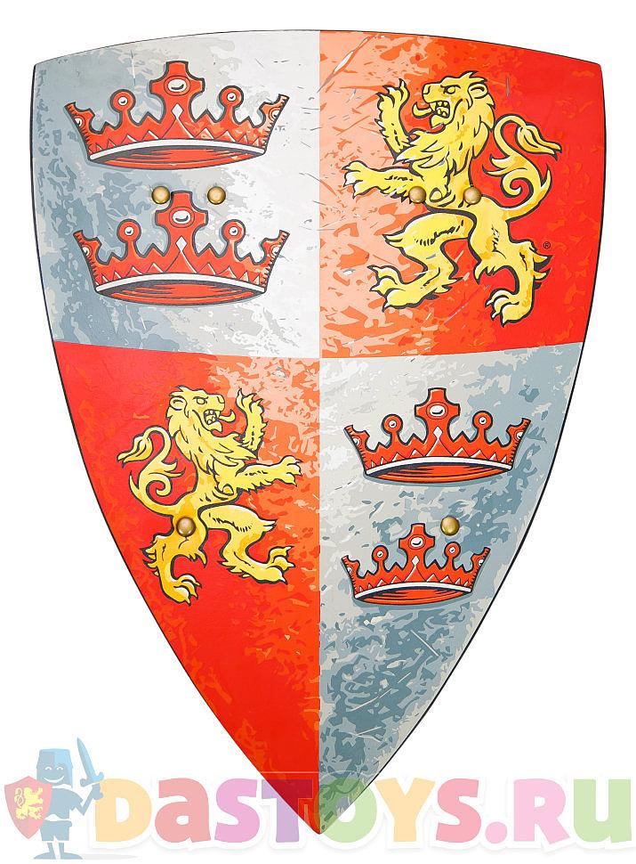 щит храброго рыцаря