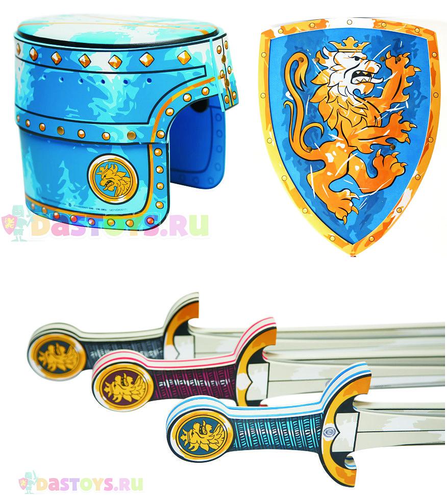игрушечные мечи и щиты