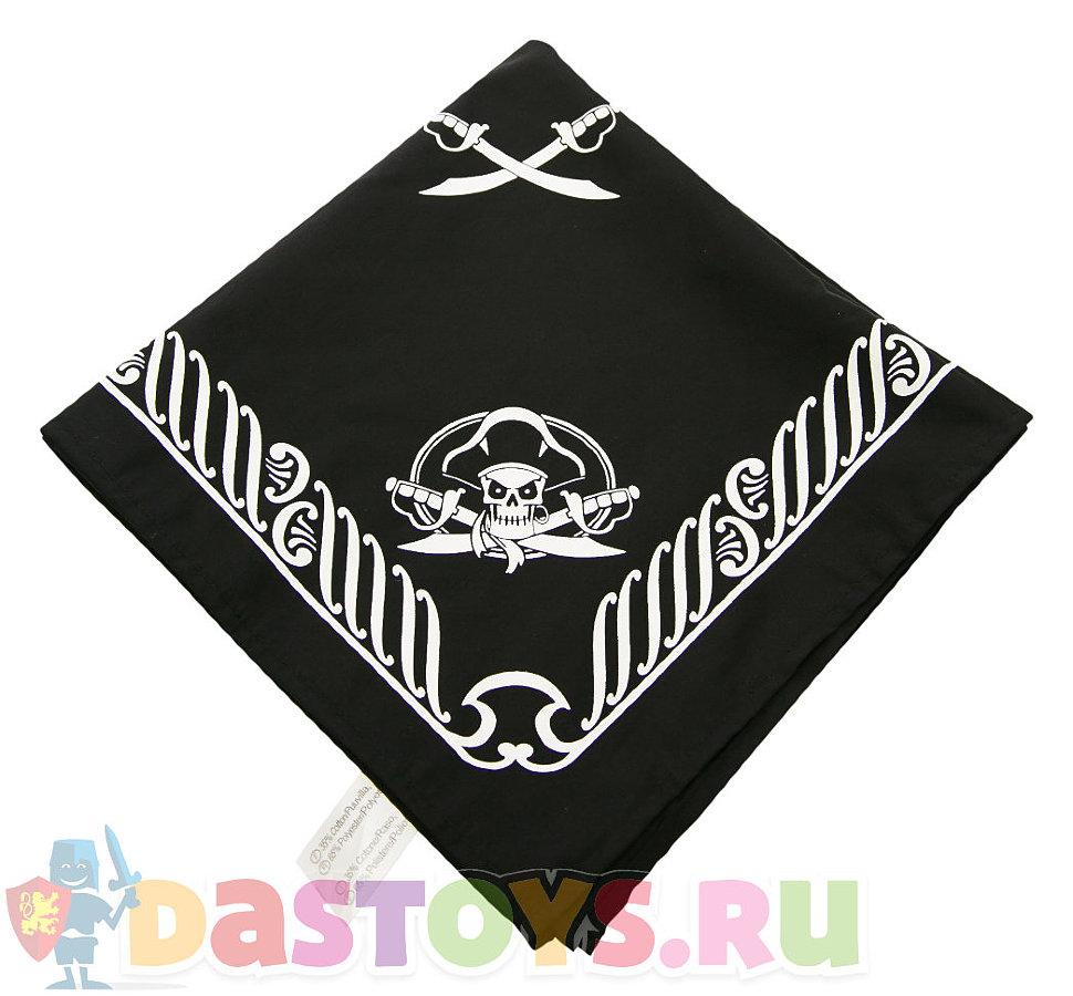 детская пиратская шляпа