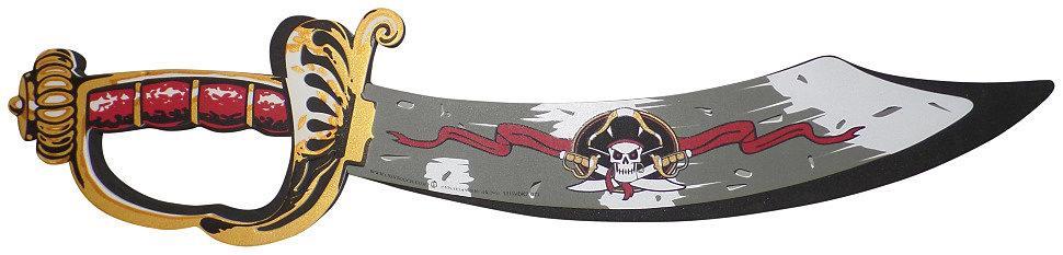пиратская сабля