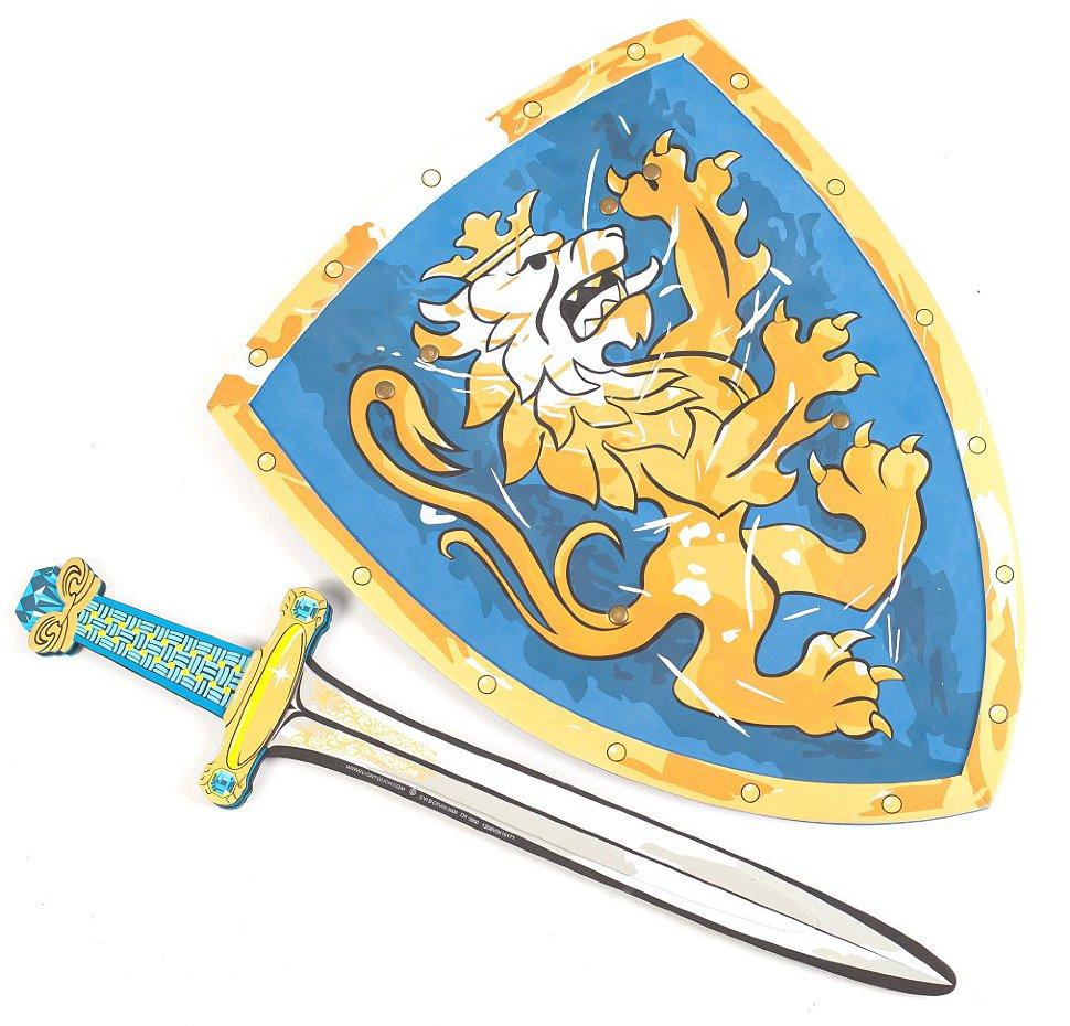 детский щит и меч купить