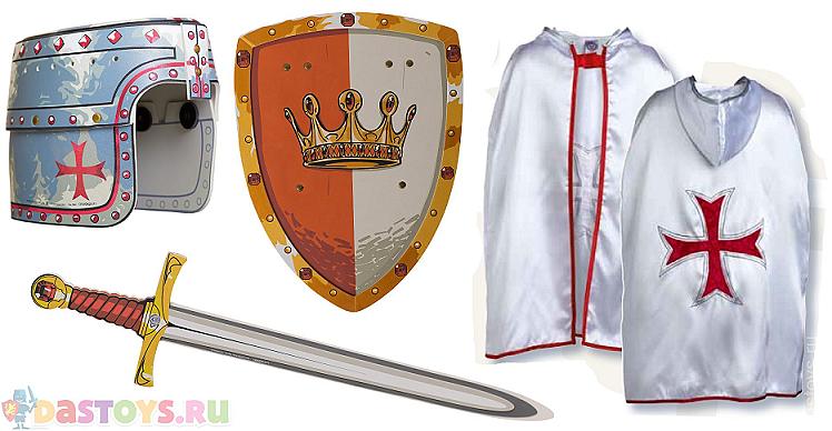 доспехи мечи щиты купить