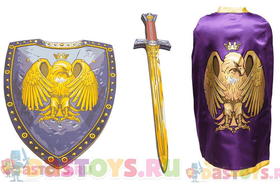 меч с коронованным орлом