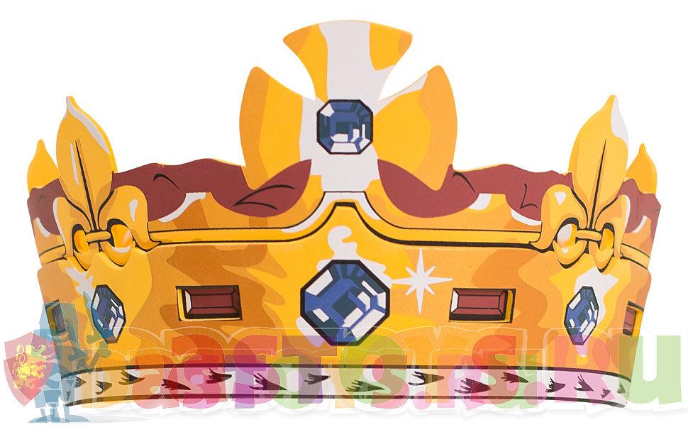 детская корона для мальчика купить