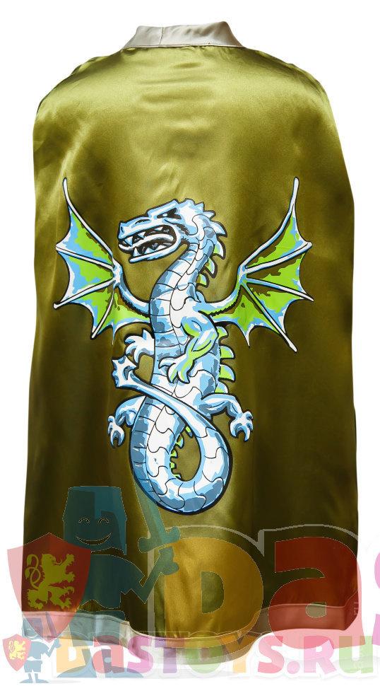 детский плащ дракон