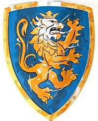 рыцарский щит для ребенка