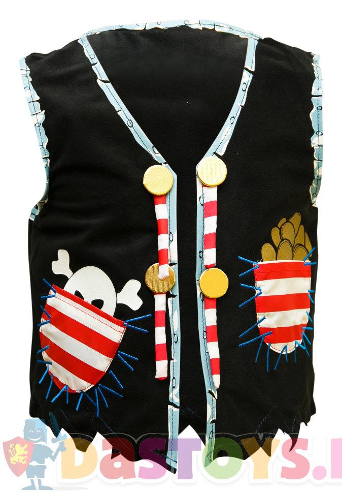 детский костюм пиратки