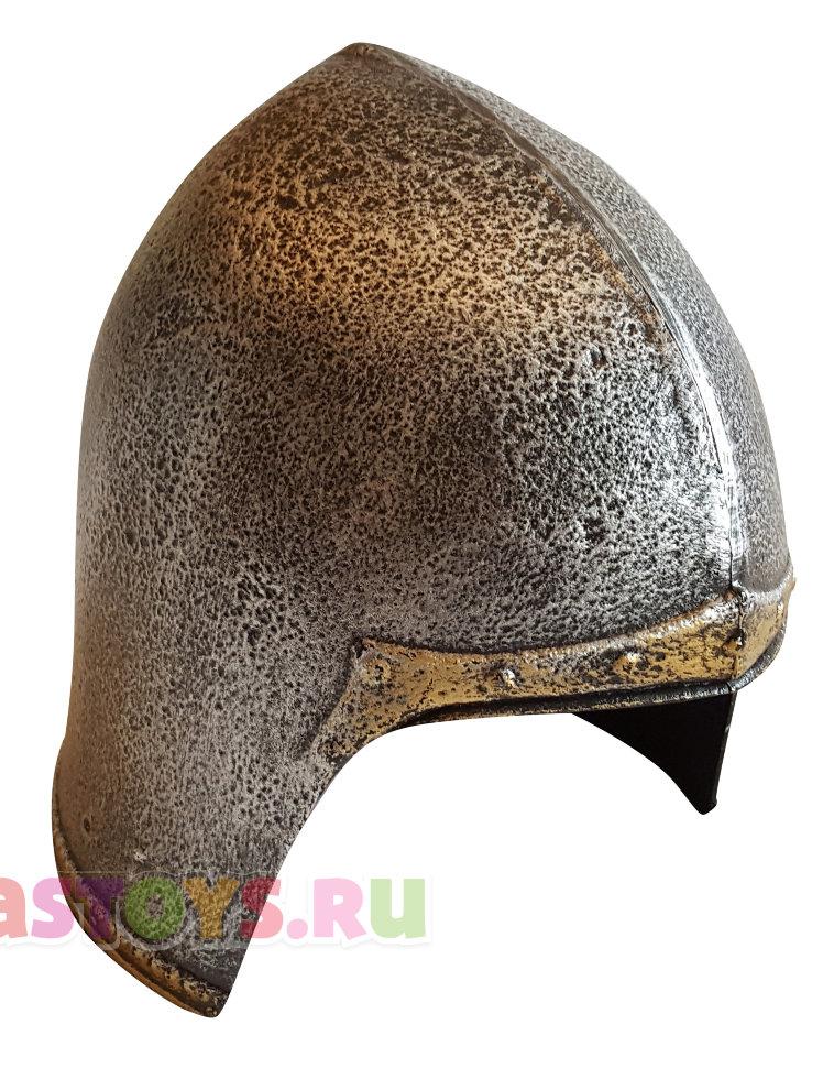 Шлем рыцаря детский Бацинет